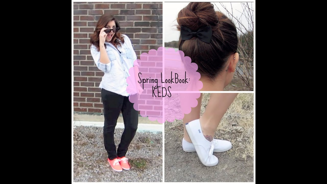 Spring Look Book: Keds Edition