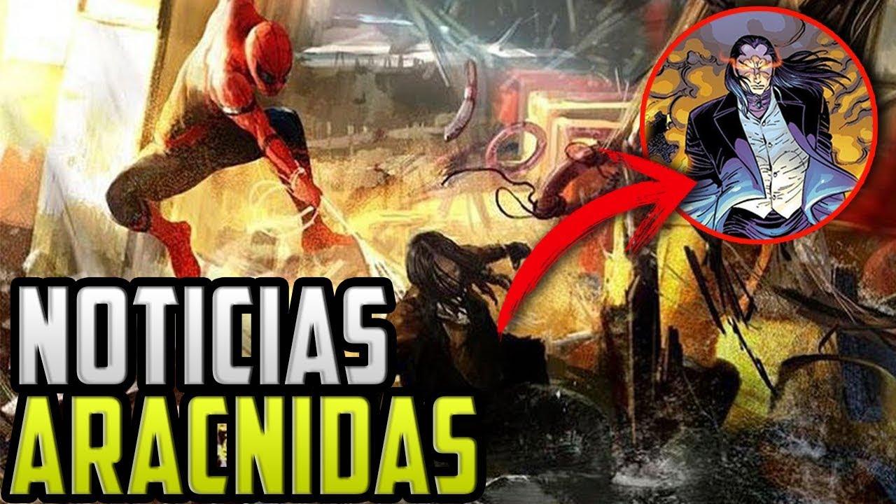 ¿Morlun En Secuelas De Spider-Man: Homecoming?