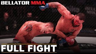 Full Fight | Derek Campos vs. Brandon Girtz 3 - Bellator 181