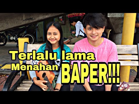 Pengamen grogol Lia dan Iqball MASIH BIKIN BAPER!!!!