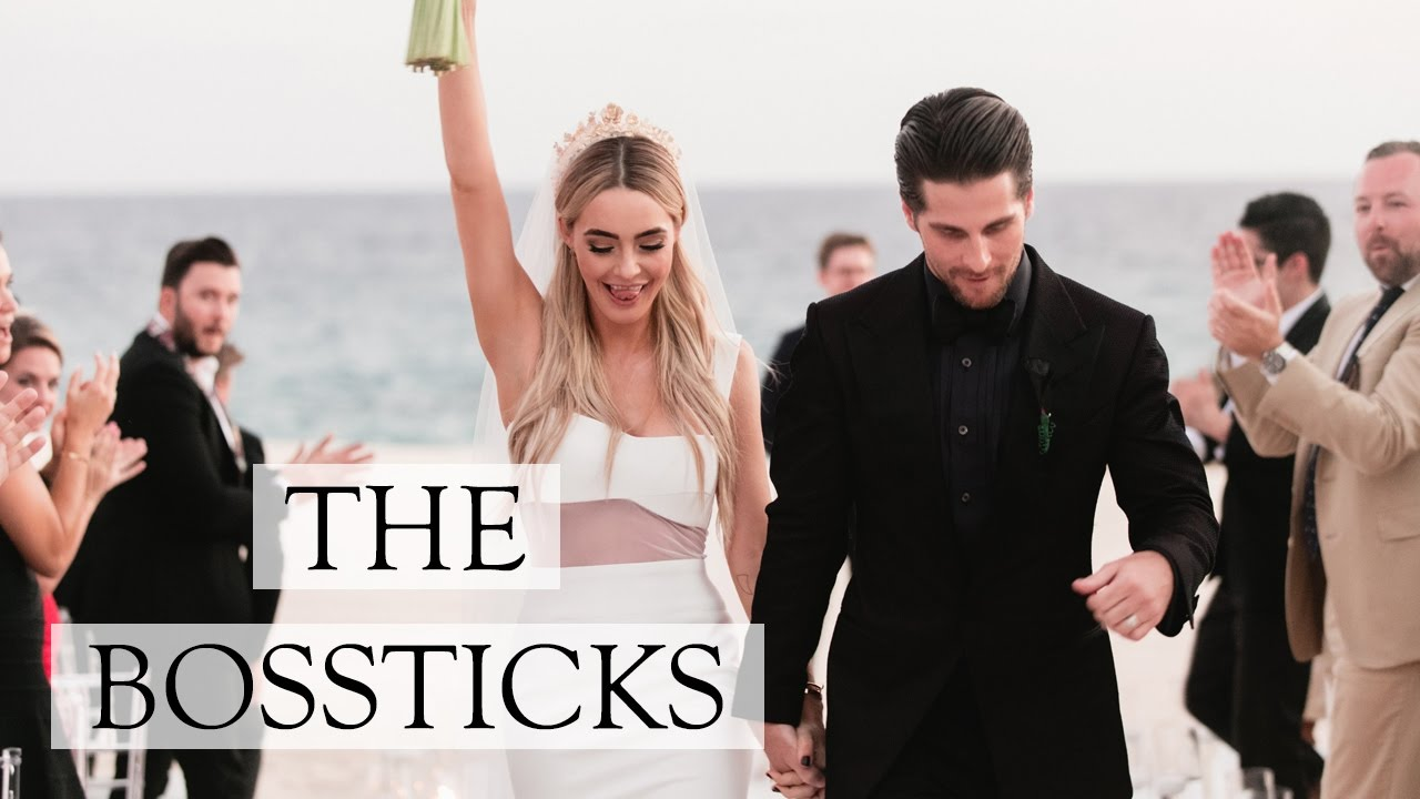 Our Wedding The Bossticks Youtube
