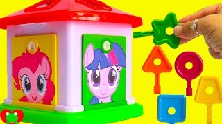 My Little Pony Lock and Key Surprises Best Learn Colors