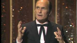 Robert Duvall winning Best Actor