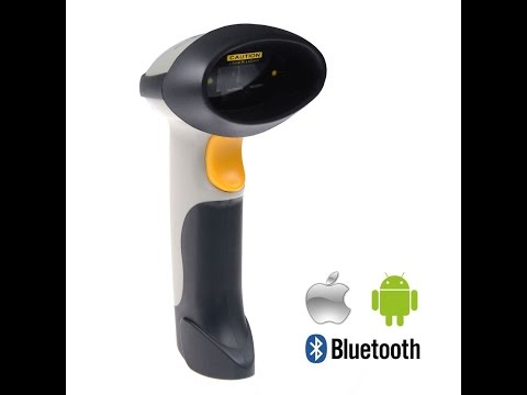 How to Connect the Inateck BCST-10 Bluetooth Barcode Scanner to Your Devices