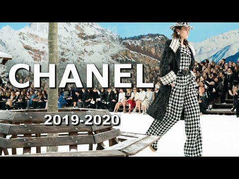 Chanel модная осень 2019 зима 2020 в Париже / Одежда, обувь, сумки и аксессуары