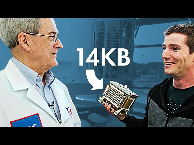 How did NASA Steer the Saturn V?- Smarter Every Day 223