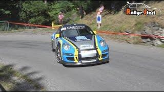 Rallye du Mont-Blanc 2016 Shakedown [HD] - Rallye-Start