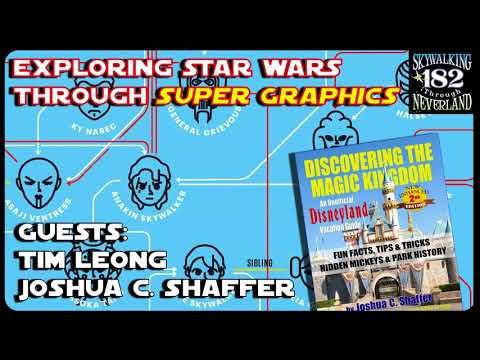 182: Exploring Star Wars Through Super Graphics