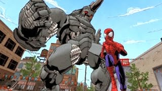 Ultimate Spider-Man - RHINO CONTRA O HOMEM-ARANHA #3 Gameplay em Português
