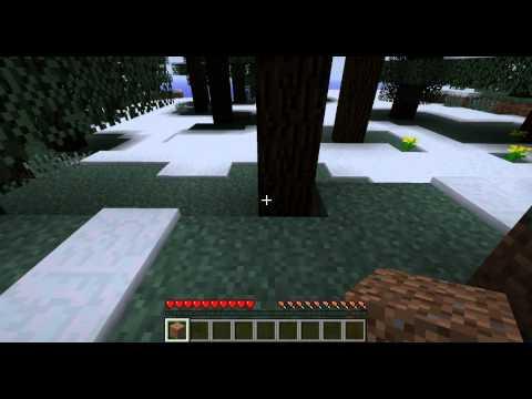 Как поставить блок в Minecraft