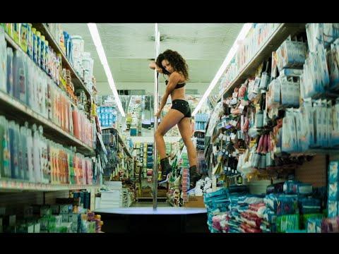 """Rihanna's """"Pour it Up"""" Pole Dancer instructional DVD"""