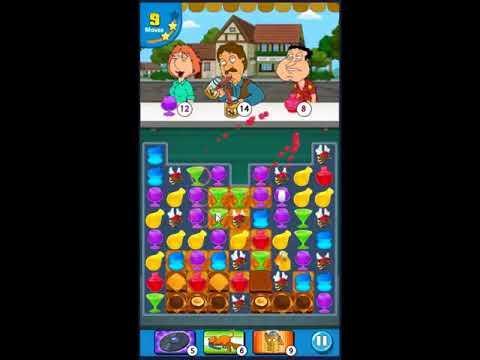 Family Guy Another Freakin Mobile Game Level 1004 - NO BOOSTERS