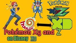 POKÉMON XY AND Z ON DISNEY XD INDIA CHANNEL CONFIRMED!!