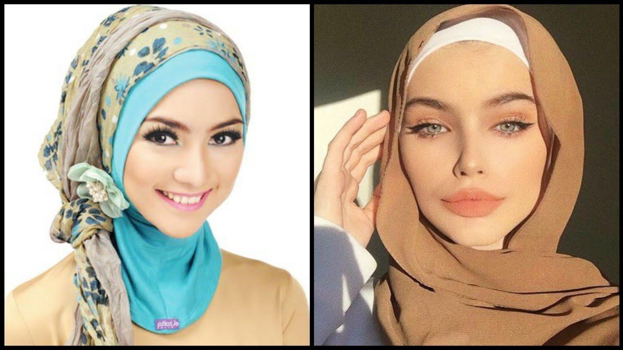 جديد لفات حجاب سهلة وبسيطة🌸 لفات طرح أنيقة مريحة للخروجات اليومية 💖كونى مميزة بين اصدقاىك 🌸