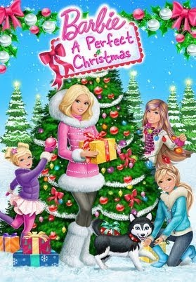 Barbie A Perfect Christmas: All-New Movie on DVD - YouTube