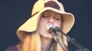 """AMANDA ROGERS """"All So Lovely"""" - live am 14.09.2014 im Hafen 2 in Offenbach"""