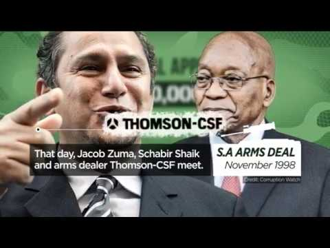 Explainer: Zuma arms deal scandal