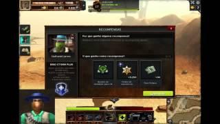 Dino Storm- 1� video_ Passando pro lvl 18 com cronos ds
