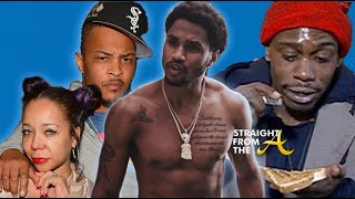 ATLien LIVE! Trey Songz 🍆| TI Accuser Hires Lisa Bloom | Funky Dineva YT Terminated For Drugs 👀