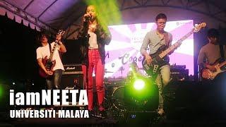 iamNEETA | Universiti Malaya (Full Performace) Frenster 2018