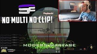 NO MULTI NO CLIP! (MW2 IW4X PC)