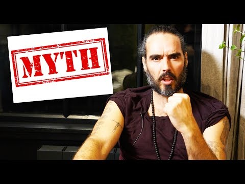 The 3 Biggest Myths About Motivation That Won't Go Away! | Russell Brand