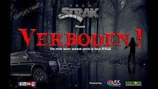 """Korte horror film """"VERBODEN"""" gepresenteerd door STRAK"""