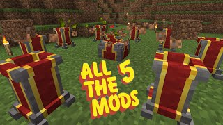 All The Mods 5 : 08 : Starting Mystical Agriculture