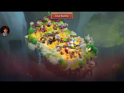 Castle Clash | Labyrinth First Try | And The Main Tips