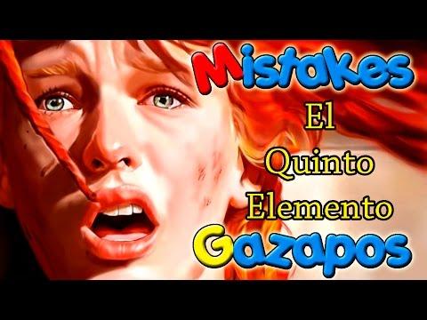 Errores de El quinto elemento - The Fifth Element Mistakes - Gazapos de Le Cinquième Élément