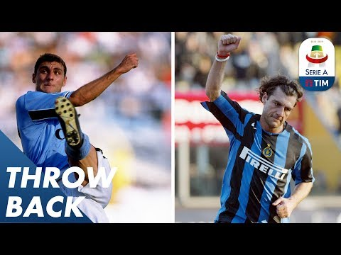 Christian Vieri: From Lazio To Inter | Throwback | Serie A