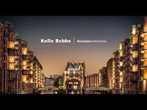 Accenture Interactive verstärkt kreative Kompetenz mit Kolle Rebbe