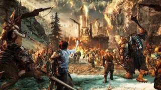 BUILDING OUR ARMY!! (Middle Earth: Shadow of War, Part 3)