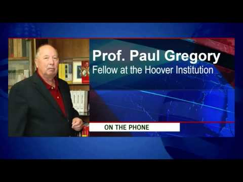 Professor Paul Gregory - Professor of economics at the University of Houston
