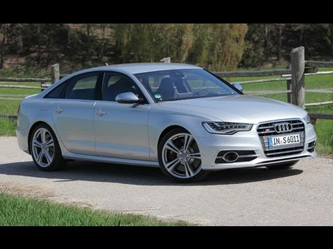 Driven: 2013 Audi S6 and 2013 Audi S7