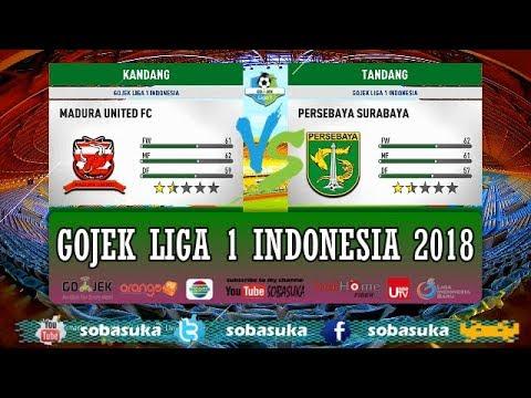Live Streaming Madura United Fc Vs Persebaya Youtube