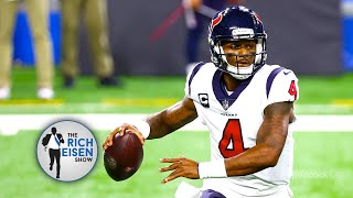 NFL Network's Steve Wyche: Teams Already Talking Watson Trade with Texans
