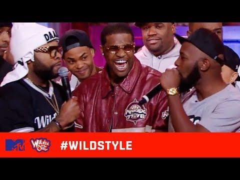 Wild 'N Out | A$AP Ferg in a Chico vs. Karlous Old-School Rap Battle | #Wildstyle