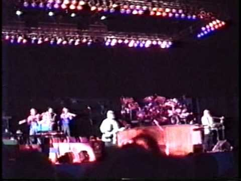 CHICAGO (the band) LIVE Kansas City 80's