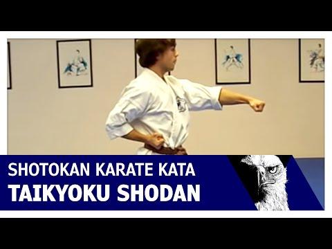 Taikyoku Shodan Shotokan Karate Kata