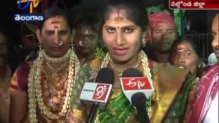 Cheruvugattu Jadala Ramalingeswara Swamy Brahmotsavam held in Nalgonda
