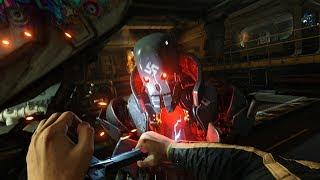 Wolfenstein 2 The New Colossus - Stealth Mission Gameplay