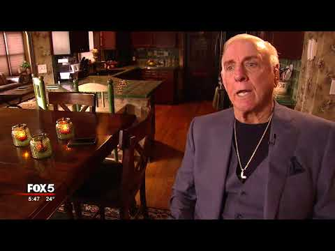 Ric Flair's health scare