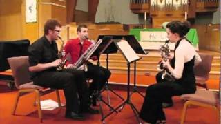Erie Saxophone Quartet 2010 4/30/2010