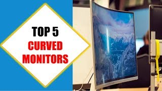 Top 5 Best Curved Monitors 2018 | Best Curved Monitor Review By Jumpy Express