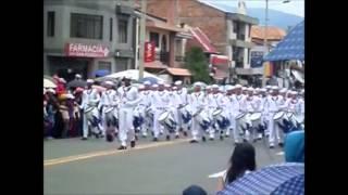 lunes 3 de noviembre 2014 Parada Militar 194 años de Independencia de Cuenca
