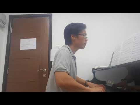 ABRSM 2016-2019 Violin Grade 4 - B3 Practice Tempo Accompaniment [Entr'acte] - Schubert