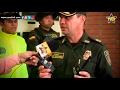 Policía de Caquetà realizó 21 capturas, recuperaron 2 motocicletas, 1 vehículo y decomisaron...