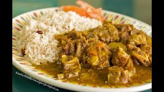Best Jamaican Curry Goat by Keith Lorren
