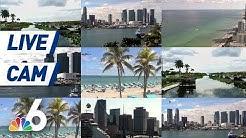 LIVE: Jacksonville Beach Camera From NBC 6
